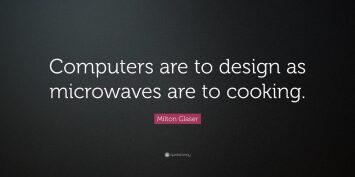 L&D Mastermind - Sheridan Webb Milton Glaser Quote
