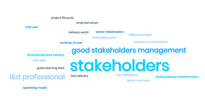 L&D Mastermind - Stakeholder Support